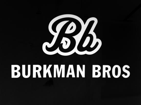 Manchic, Behind the Scenes: Burkman Bros Lookbook SS2014