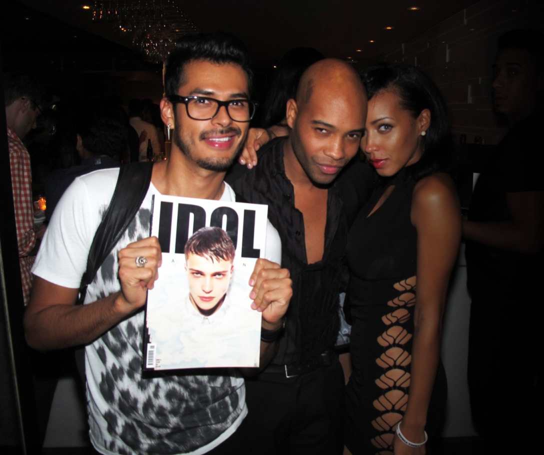 Out and About: Idol Magazine Issue 6 Release Party