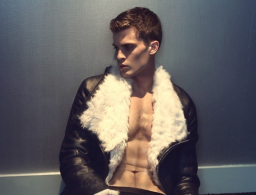 Manchic Exclusive: William Eustace, Idol Magazine Photo Shoot Outtake.