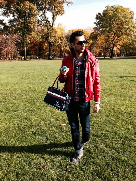 What Manchic Wore: The Sunny Days Are Over