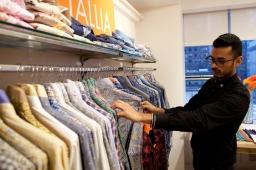 Fashion Report: GQ + Tallia Orange And The Winner Is…
