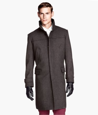 Winter Essentials: Overcoat