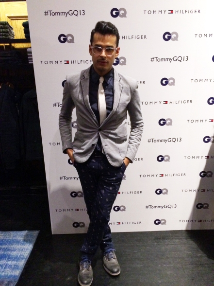 Out & About: Tommy Hilfiger + GQ Men Of New York