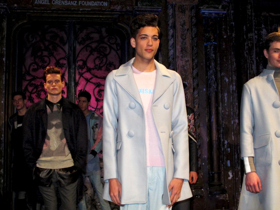 Fashion Report: Ricardo Seco FW 2014 Show