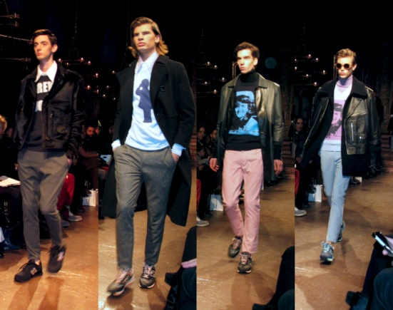 Fashion Report: Ricardo Seco FW 2014 Show