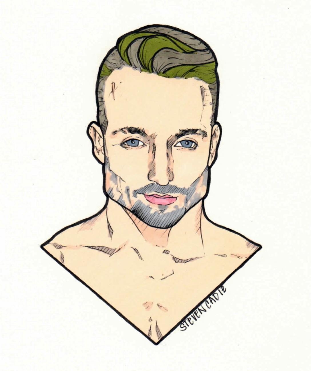 Illustration Bites: Steven Cadiz