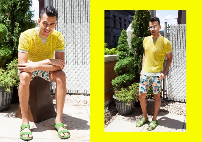 What Manchic Wore: Mr. Turk Club