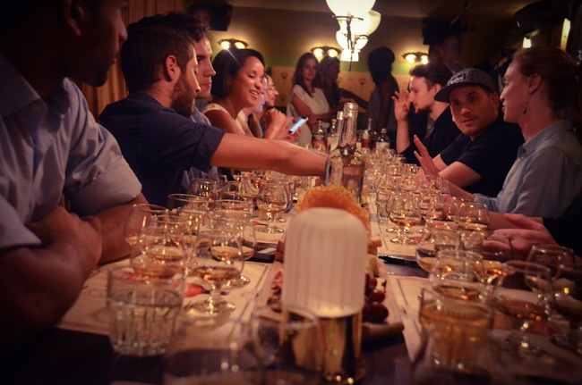 Manchic Exclusive: Drinking Whiskey With Marc Ecko