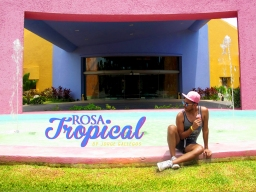 What Manchic Wore: Rosa Tropical