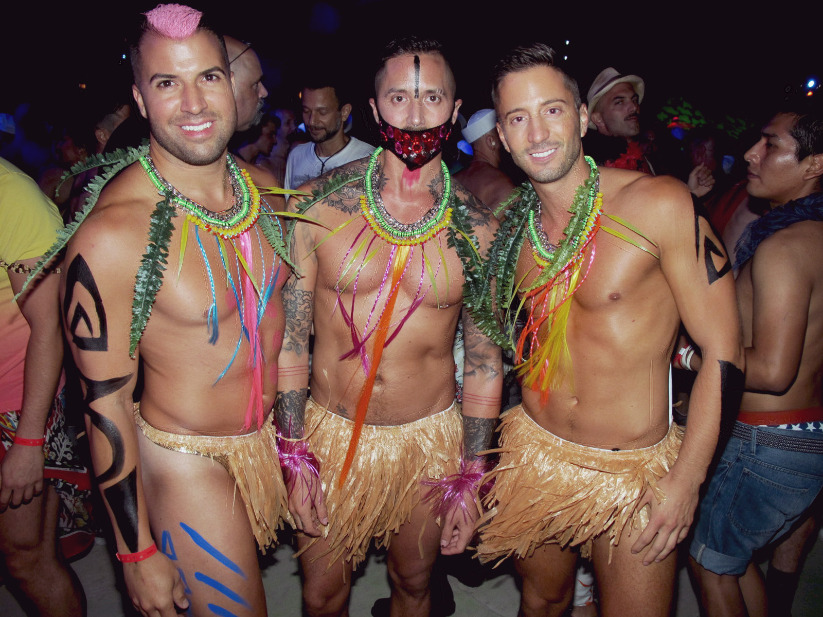 Gay party themes