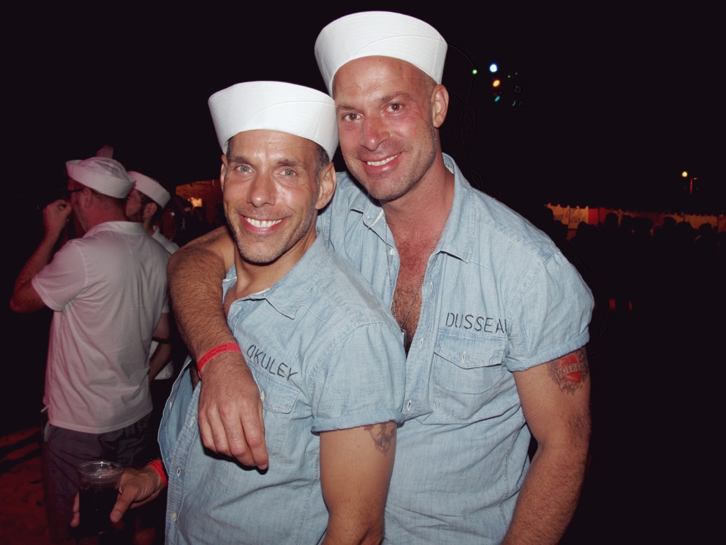 Pines Party, All On Board To The South Pacific