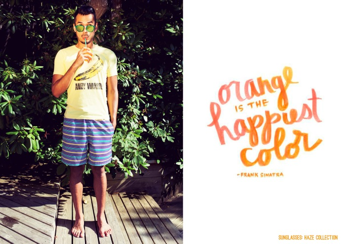 What Manchic Wore: Tutti Frutti