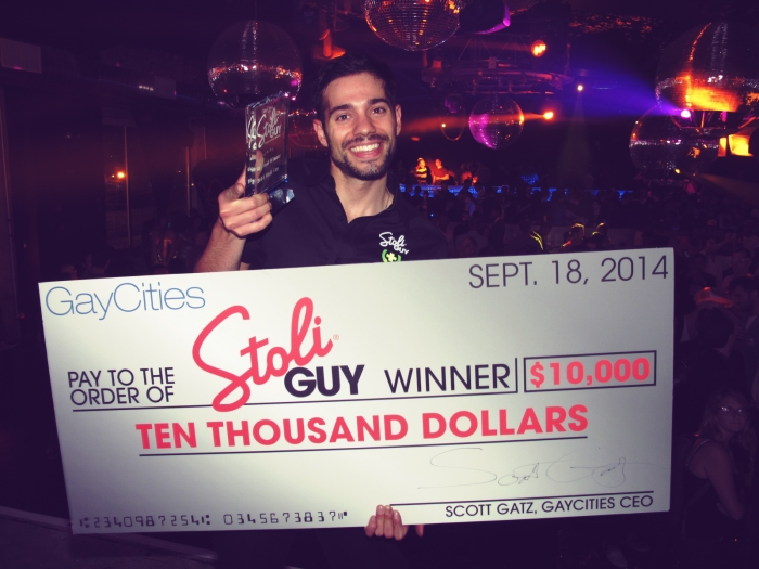 Stoli Guy Finale 2014 Live From New York City