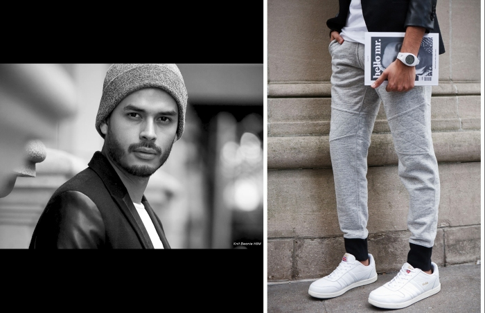 This Fall Wear The Hottest Trend In Menswear: Sweatpants