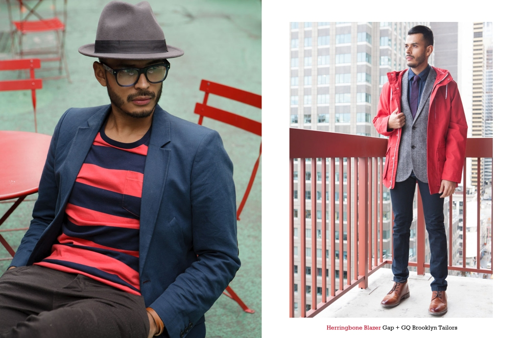 My Picks From GQ For Gap 2014