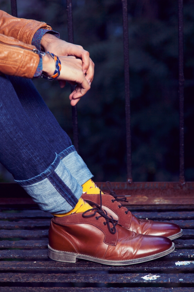 Men's Fall Essentials: Chukka Boots