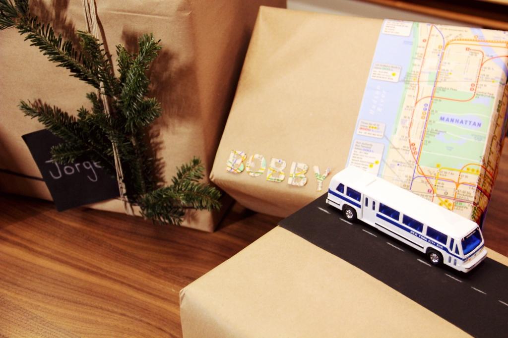5 Stylish Gift Wrapping Ideas