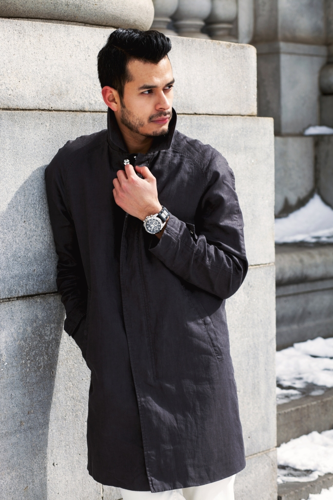 Wear It Like Beckham