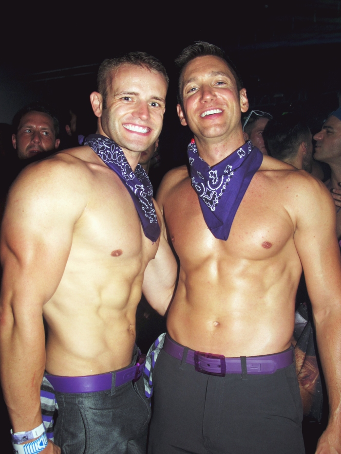 Dallas Purple Party Celebrates 15 Years With Six Parties And Plenty Of Go-Go Boys!