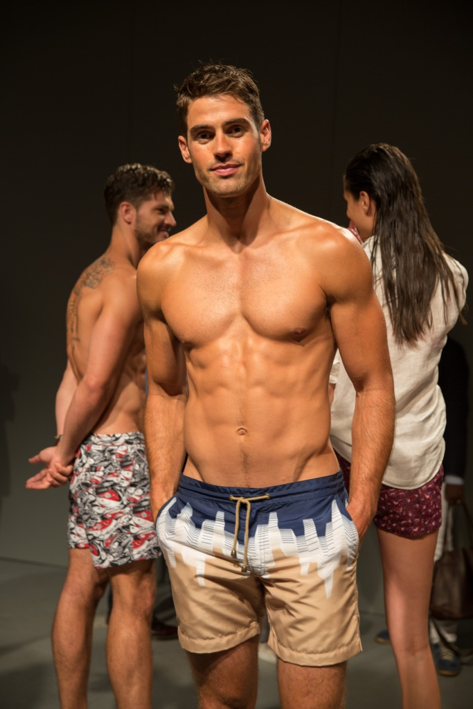 My Favorite Male Models From New York Fashion Week: Men's My Favorite Male Models From New York Fashion Week: Men's