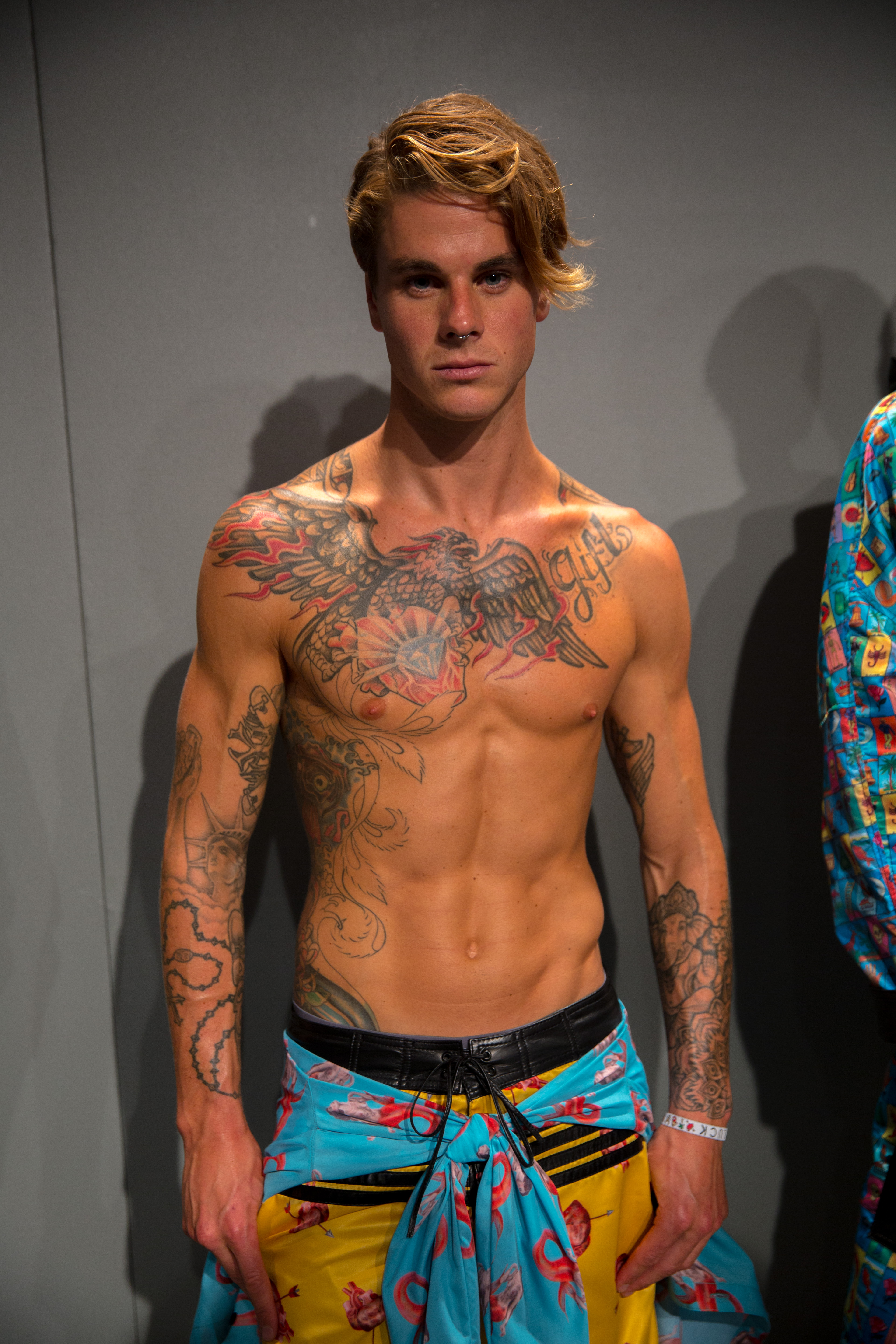 My Favorite Male Models From New York Fashion Week: Men's ...