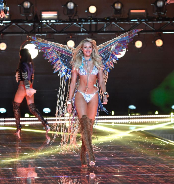 23 Awesome Wings From The Victoria's Secret Fashion Show 2015   - Getty Images
