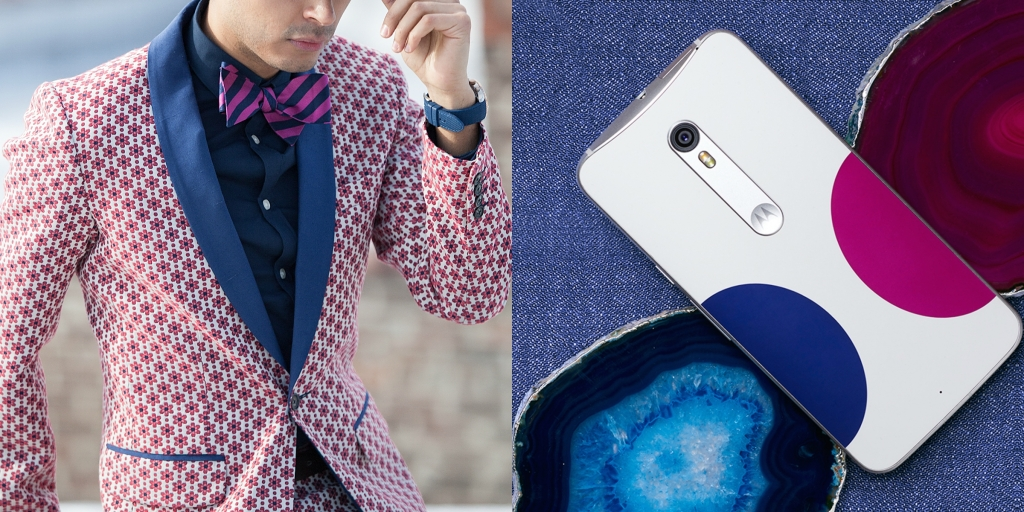 Moto X Pure Edition by Jonathan Adler