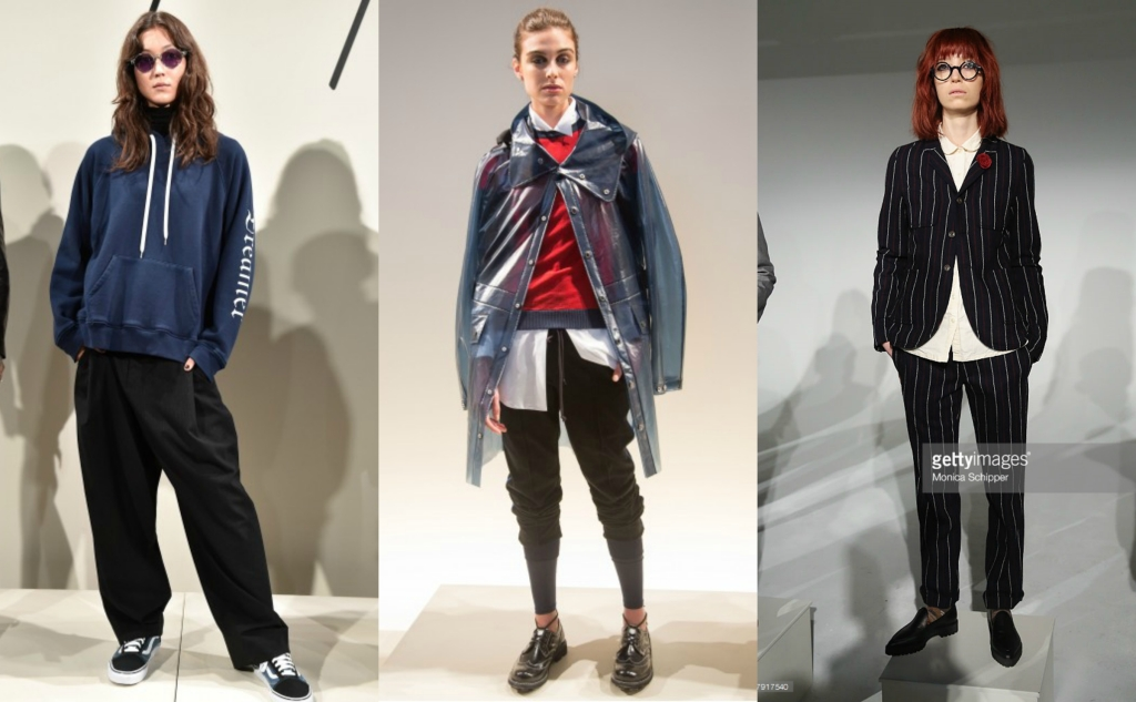 5 Trends From NYFW Men's Fall 2016 5 Trends From NYFW Men's Fall 2016