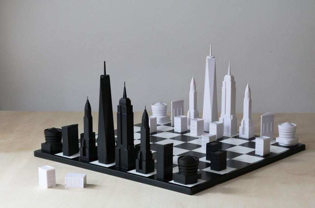 Skyline Chess - The New York Edition